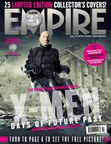 Patrick Stewart como el Profesor Xavier del futuro.