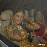 Shilpa Shetty  Marriage event Stills