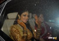 Shilpa Shetty  Weddong event Pics