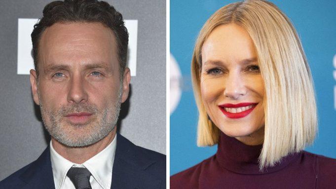 Resultado de imagem para Andrew Lincoln se junta à Naomi Watts em primeiro filme pós The Walking Dead