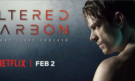 Altered Carbon una serie de otra especie …