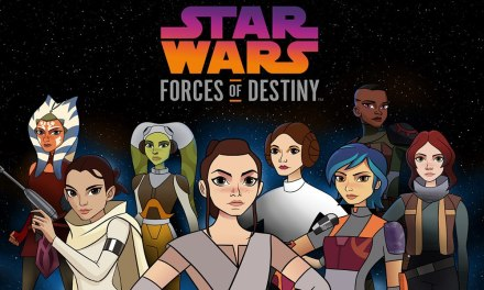Star Wars Forces of Destiny  la mini serie animada