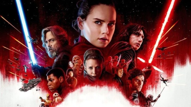 Star Wars: The Last Jedi llega en Blu-Ray y DVD