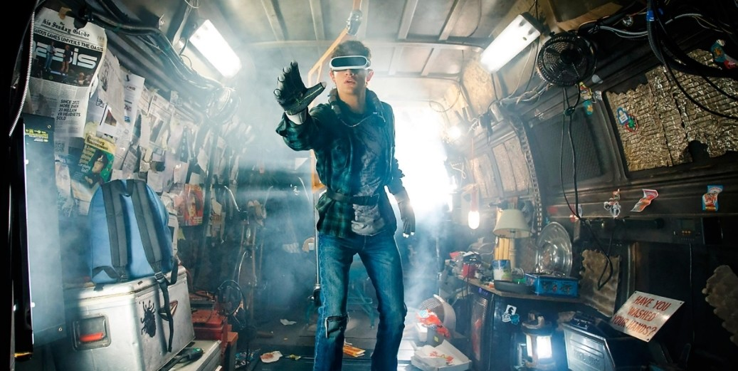 """Ready Player One"", mucho mas que solo referencias."