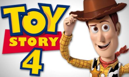 ¡¿TOY STORY 4?!
