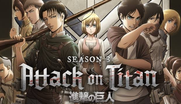 Attack on Titan 3.ª Temporada – Segunda Parte