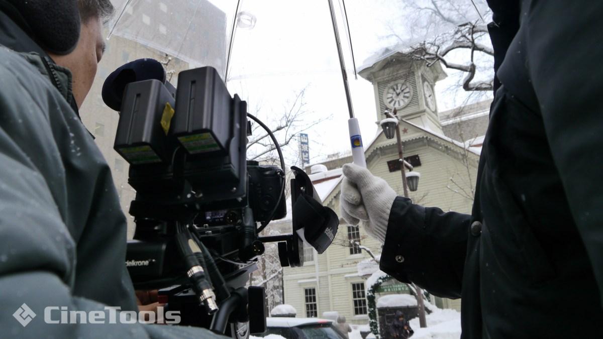 札幌時計台の撮影