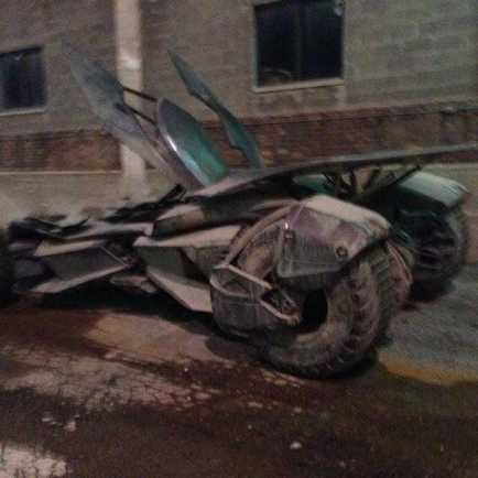 Supostamente, o veículo estava em Detroit