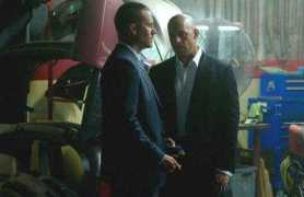Paul Walker e Vin Diesel em cena