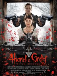 Hansel & Gretel : Witch Hunters Affiche