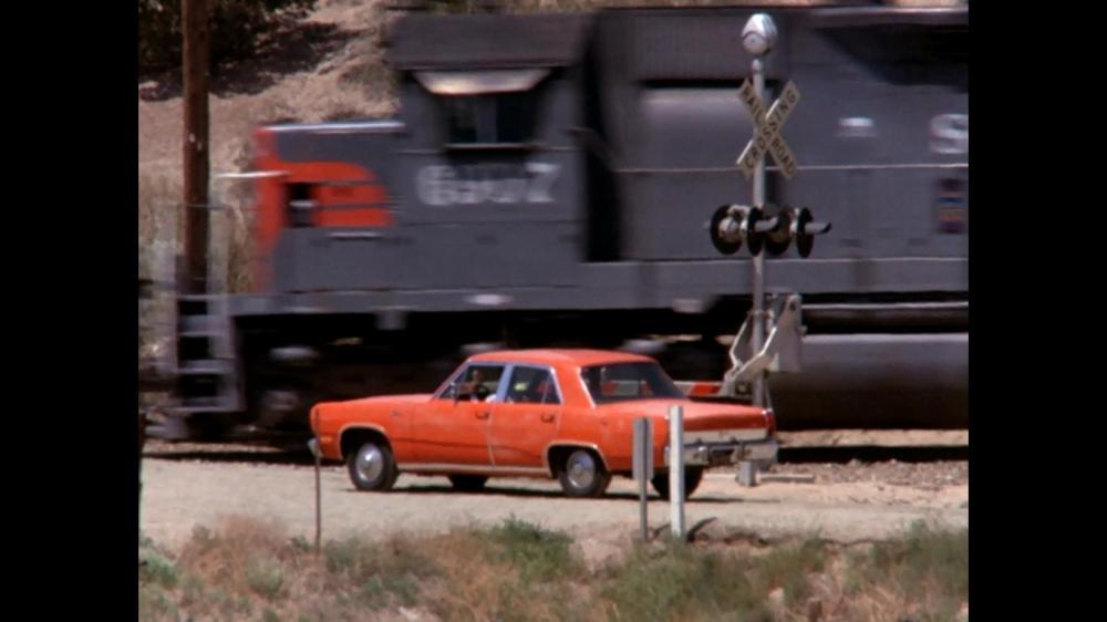 Cars, Trucks and Trains - Southern Pacific in Spielberg's