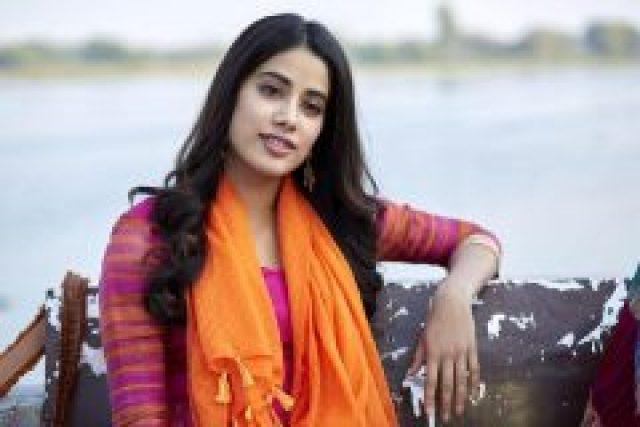 Jhanvi Kapoor  Lovely look