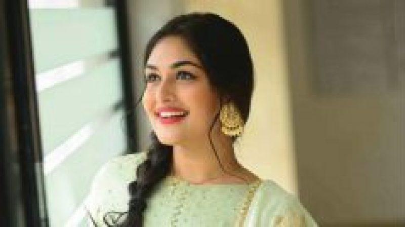 Cute Smile of Prayaga Martin