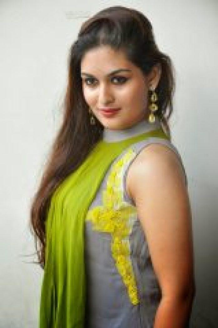 Cute Prayaga Martin