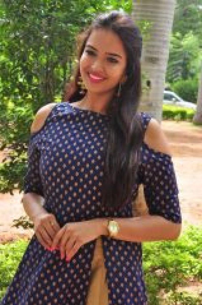 Awesome Pujita Ponnada