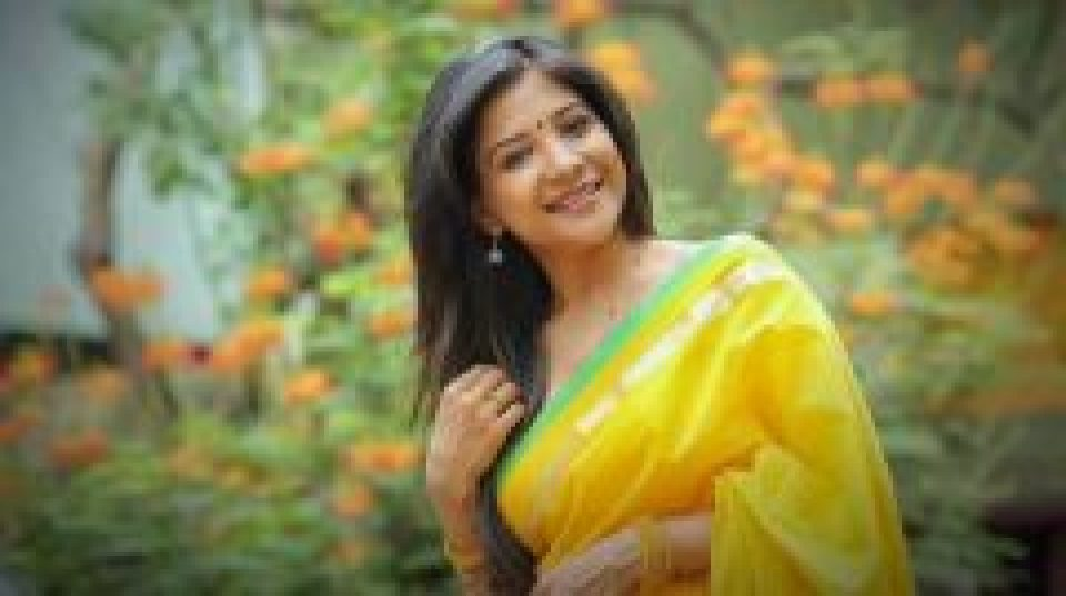 Sakshi Agarwal in Saree