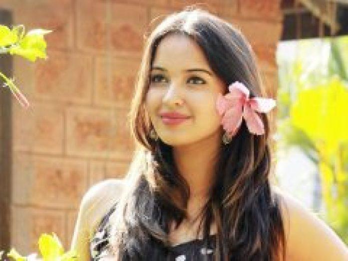 Pujita Ponnada's Cute Smille