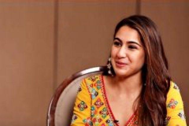 Lovely Shara Ali Khan