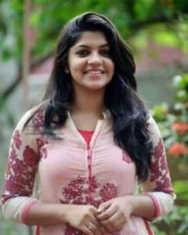 Aparna Balamurali Cute Photo