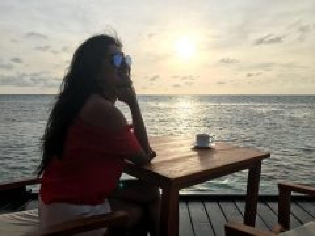 Dhanya Balakrishnan instagram