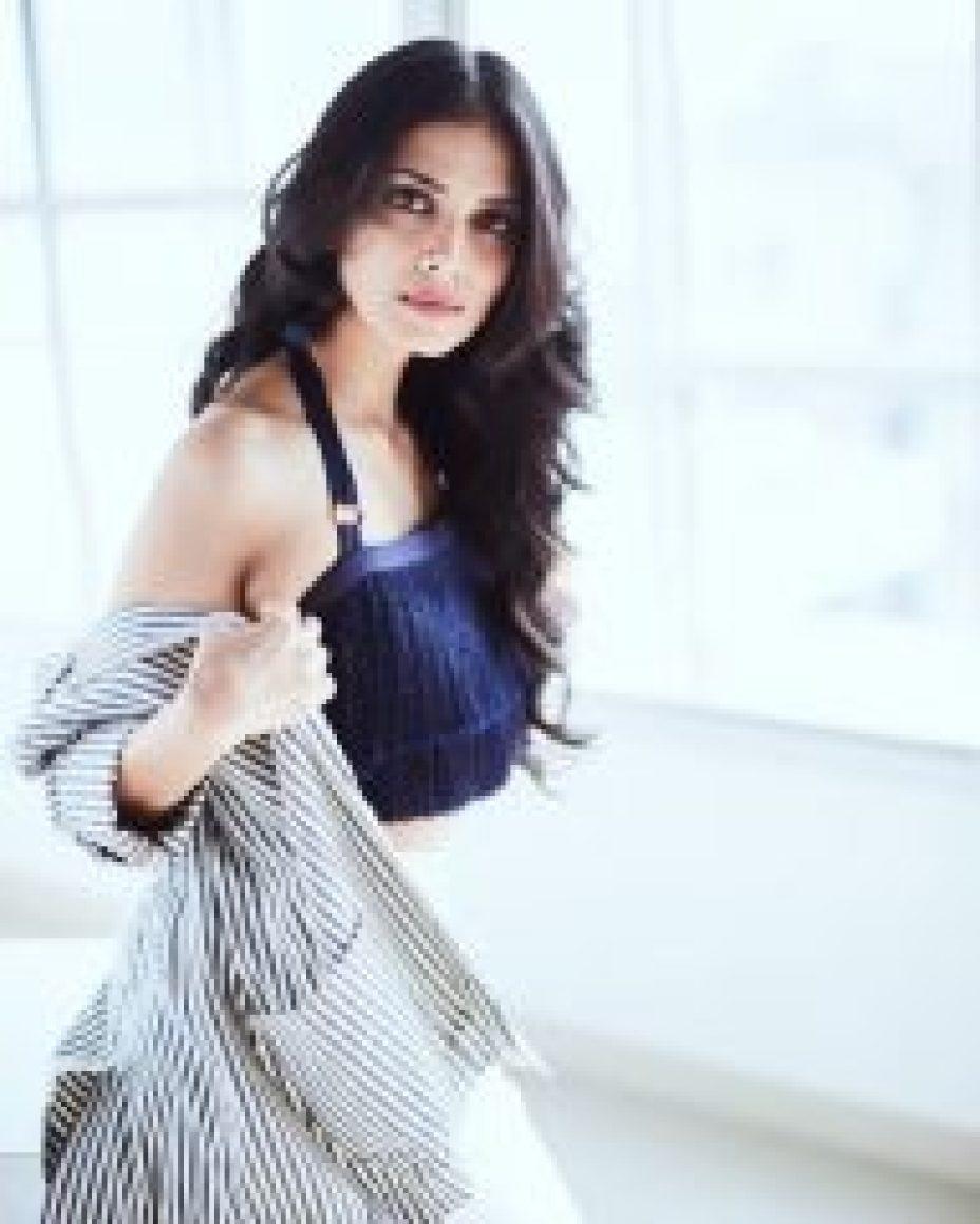 Gargeous Malavika Mohanan