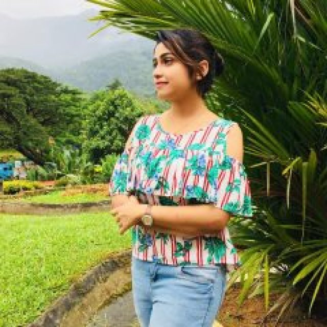 Beauty Manasa Radhakrishnan