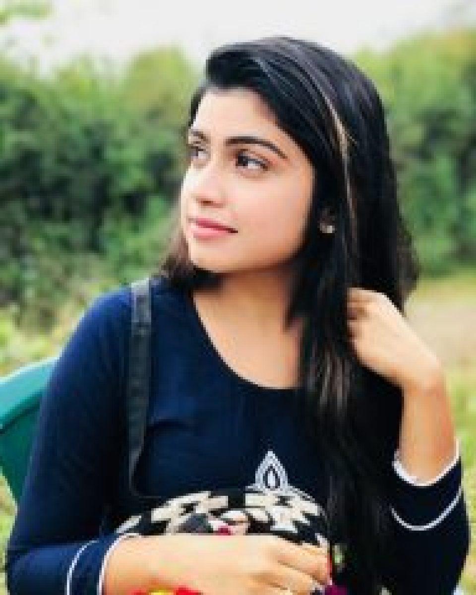 Manasa Radhakrishnan in Black