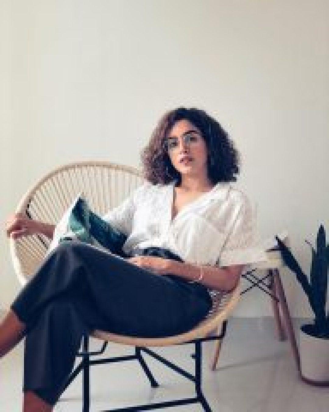 Expressive Sanya Malhotra