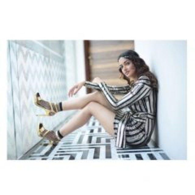 Shanvi Srivastava Different Look