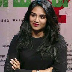 Indhuja Ravichandran in Black