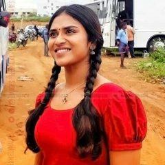 Cute look of Indhuja Ravichandran