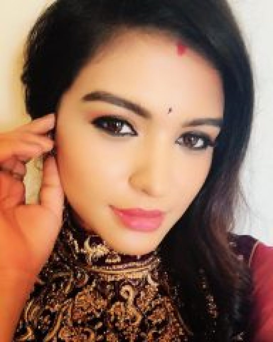 Shabana Shajahan Cute look