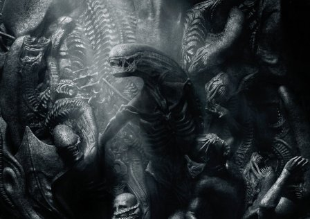 Alien-Covenant-Aliens-Black-White-Grey-Facehuggers-Humans-Ridley-Scott-Katherine-Waterston