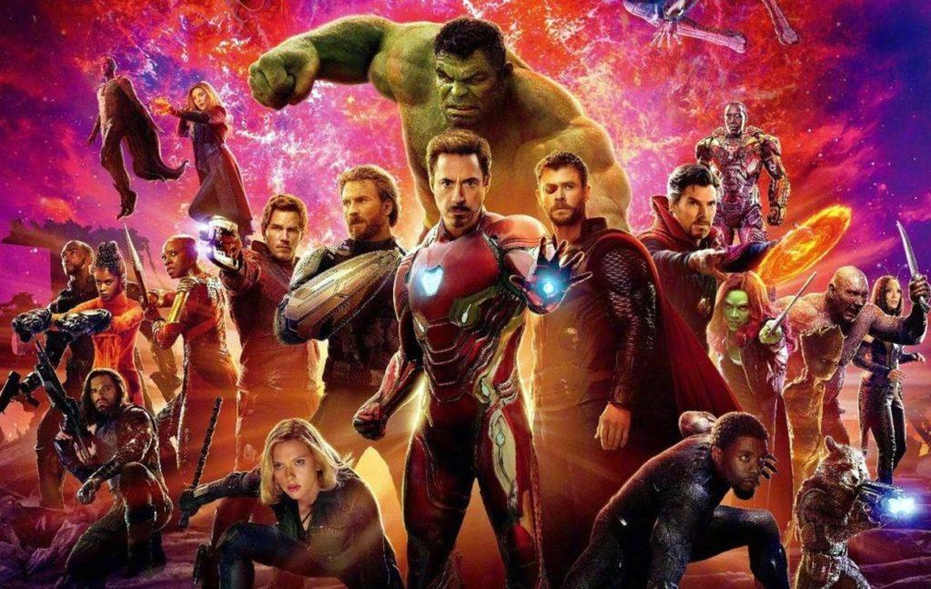 Avengers Endgame To Feature 32 Minute Orgy Scene Cinewipe