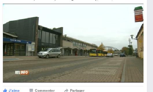 RTL – Gare de Ciney : offre limitée