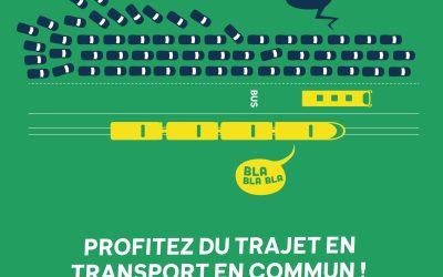 Sur les quais et au Conseil communal pour soutenir les usagers du rail!