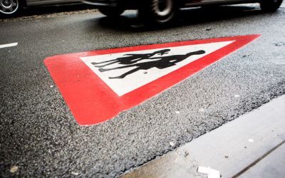 Ecolo veut plus d'aménagements pour les piétons et les cyclistes à Ciney