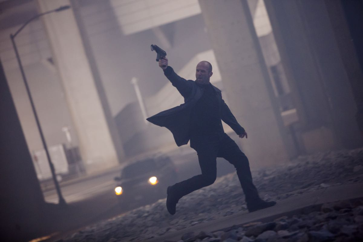 Jason Statham en Fast & Furious 7