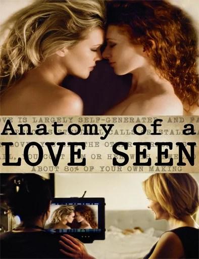 Poster de Anatomy of a Love Seen