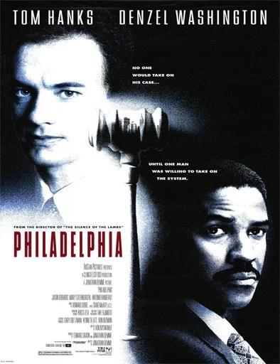 Poster de Philadelphia (Filadelfia)