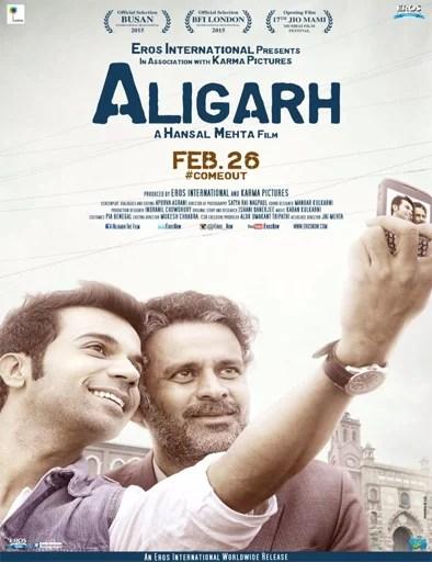 Poster de Aligarh