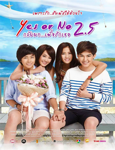 Poster de Yes or No 2.5