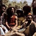 Foto de Bob Marley y Michael Jackson