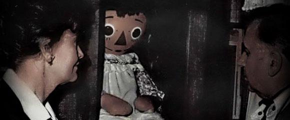 Annabelle, muñeca de El Conjuro