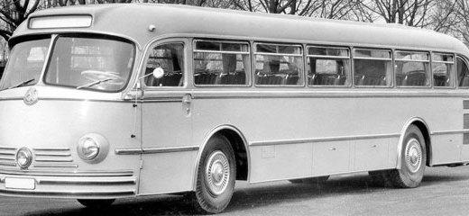 O 6600 H de Benz