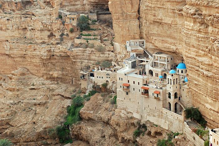 Este monasterio es un destino turístico