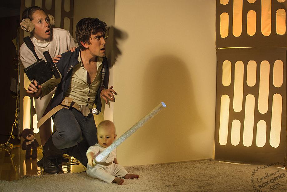 Bebé: Star Wars