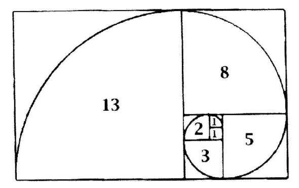Formas con Fibonacci