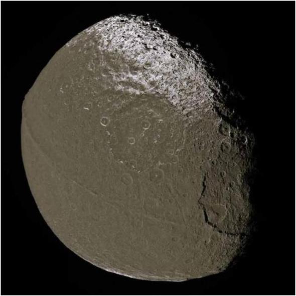 Iapetus de Saturno