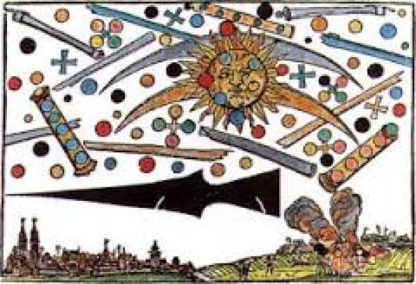 Ilustración de Nuremberg 1561